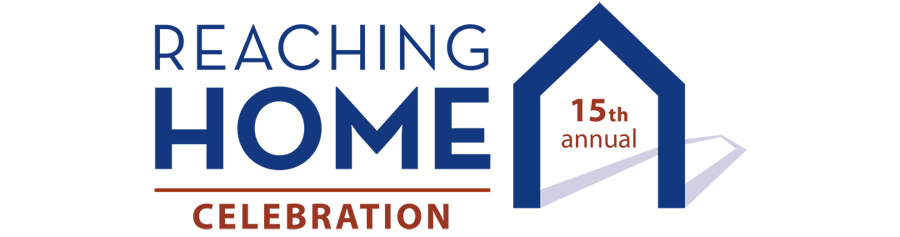 Reaching Home Celebration Logo