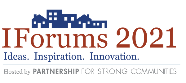 2021 IForum logo